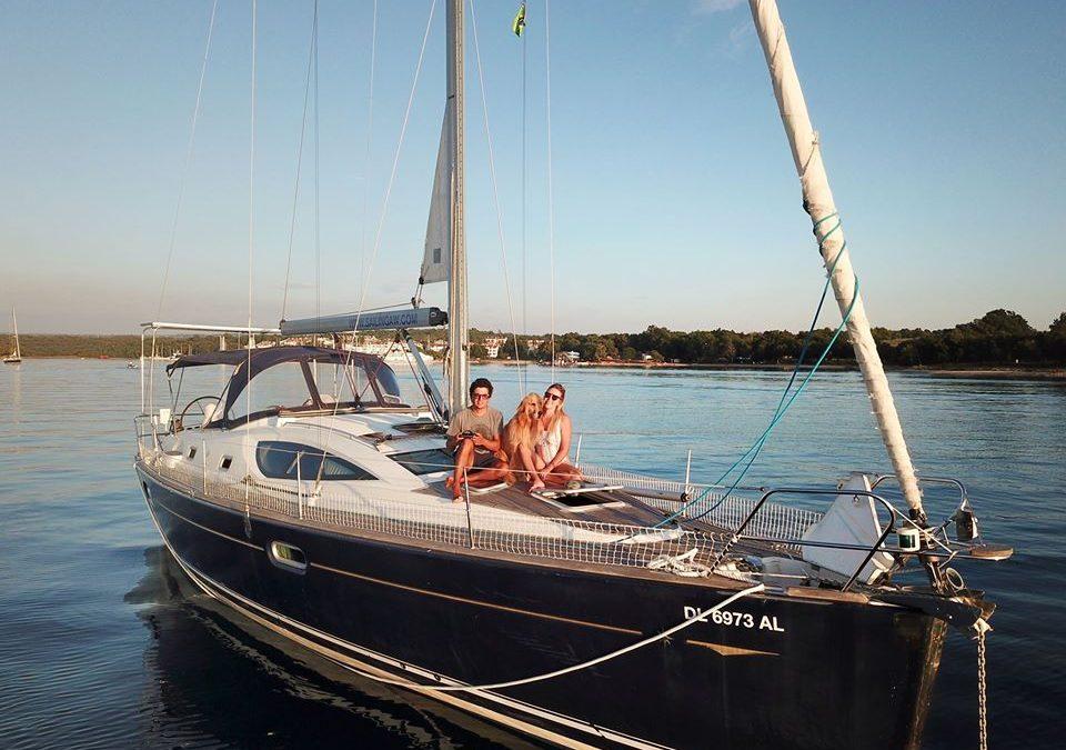 Famoso casal de velejadores faz palestra gratuita em Itajaí