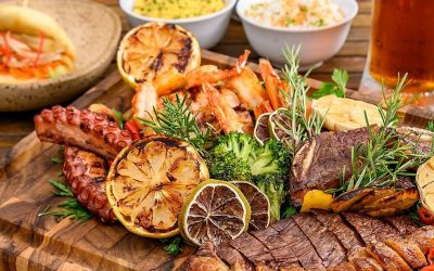 Restaurantes da Marina Itajaí atende por delivery