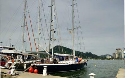 Três cursos de formação náutica estão com turmas abertas em Santa Catarina