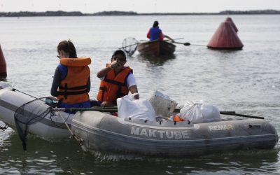 Dia Mundial dos Oceanos terá mutirão de limpeza na Baía Afonso Wippel